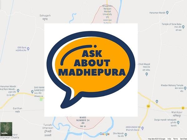 ask about madhepura