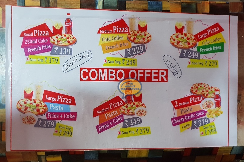 Laziz Pizza - Ask About Madhepura