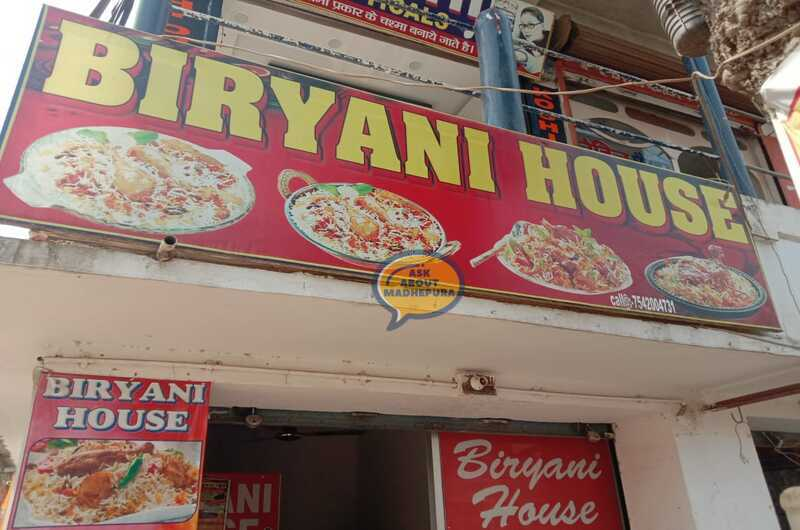 Biryani House - Ask About Madhepura